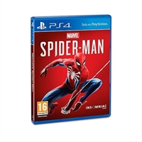Juego Sony Ps4 Marvel S Spider- Man