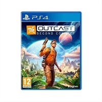 Juego Sony Ps4 Outcast