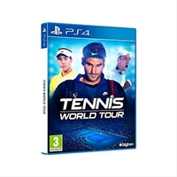 Juego Sony Ps4 Tennis World Tour