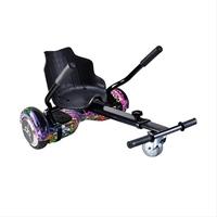 Pack Hoverboard K6+ Colorful +  Hoverkart Skateflash