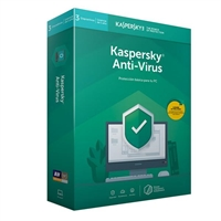 Kaspersky Antivirus 2019 3 . . .