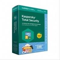 Kaspersky Total Security 1 Usuario . . .