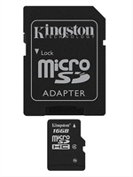 Kingston Secure Digital/ 16Gb . . .