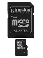 Kingston Secure Digital/ 16Gb . . .