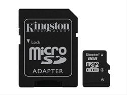 Kingston Securedigital Micro 8Gb . . .
