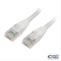 Latiguillo Rj45 Cat.  5E 5M Blanco . . .