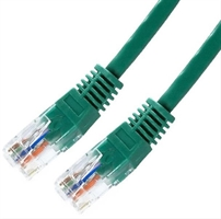 Latiguillo Rj45 Cat. 5 3M Verde . . .