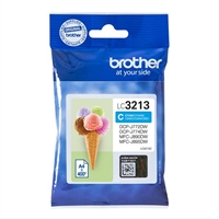 Tinta Brother Lc3213c Cyan