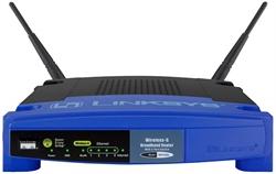 Linksys Wireless- G Broadband Router