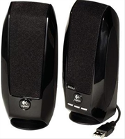 Logitech Oem/ S- 150 Usb Digital Speakers Black