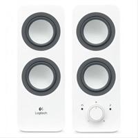 Logitech Pc Speakers Z200 Snow White