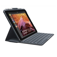 Logitech Slim Folio -  Carbon . . .