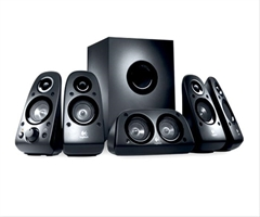 Logitech Surround Sound Speaker Z506     In
