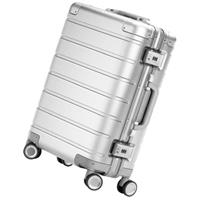 Maleta Metal Carry- On Luggage 20´´ . . .