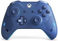 Mando Inalámbrico Microsoft Sport Blue Special . . .