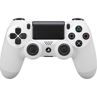 Mando Ps4 Dual Shock 4 Blanco