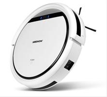 Medion Md18500 Robot Aspirador 90 Minutos Blanco