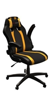 Silla Gamer Mars Gaming Mgc2by Color Negro Y . . .