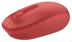 Microsoft Wireless Mbl Mouse 1850 Rojo