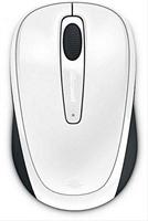 Microsoft Wireless Mobile Mouse 3500      White . . .
