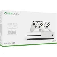 Microsoft Xbox One S + 2 Mandos