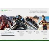 Microsoft Xbox One S 1Tb -  Starter . . .