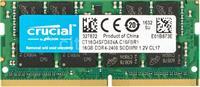Módulo Crucial Ddr4  16Gb 2400 Mhz Cl17 Sodimm