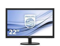 Monitor Philips 223V5lhsb/ 00 21. 5´´ Hdmi Vga