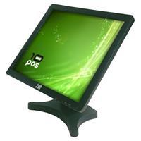 Monitor Táctil Tft 19´´ 10Pos Negro . . .