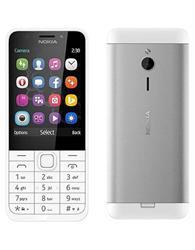Móvil Nokia 230 Dual- Sim Platado . . .