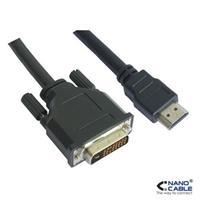 Nanocable Cable Dvi A Hdmi.  . . .