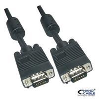 Nanocable Cable Svga Con Ferrita.  . . .