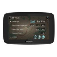Navegador Gps Tomtom Go 6200 Professional Outlet
