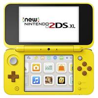 Nintendo 2Ds Xl Pikachu Edition·