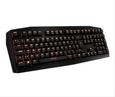 Nox Teclado Gaming Krom Kratos Mecánico Marrón