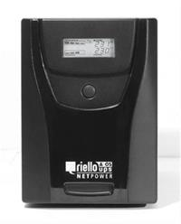 Sai Riello Netpower Npw800s 800Va Desprecintado