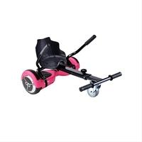 Pack Hoverboard K6+ Pink +  Hoverkart Skateflash