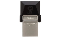 Pendrive Kingston 16Gb Dt Microduo . . .