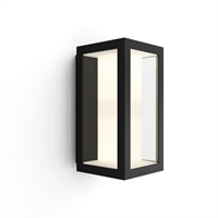 Philips Impress Hue Waca Eu Wall Lantern Black 1