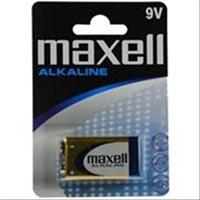 Pila Alcalina Maxell 6Lr61 9V Mn1604