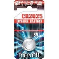 Pila Maxell Cr2025 3V Lithium . . .