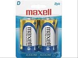 Pila Maxell Lr20 D Mn1300 Alkaline . . .