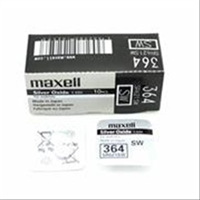 Pila Maxell Sr626sw 1. 55V Silver Oxide 10 Uni