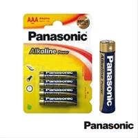Pilas Panasonic Lr03 Aaa Alcalinas 4 Unidades