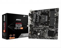 Placa Base Msi B450m Pro- Vdh Max . . .