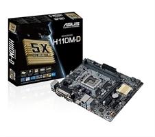 Placa Base Asus Computer H110m- D H110 Matx  . . .