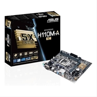 Placa Base Asus H110m- A M. 2 Socket 1151 Ddr4