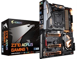Placa Base Gaming Gigabyte Z370 . . .