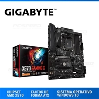 Placa Base Gigabyte Am4 X570 . . .