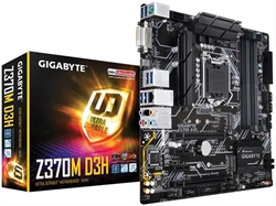 Placa Base Gigabyte Z370- D3h Ddr4 . . .